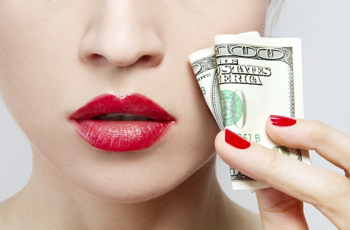 Strangers Lip Gloss Cost My Husband