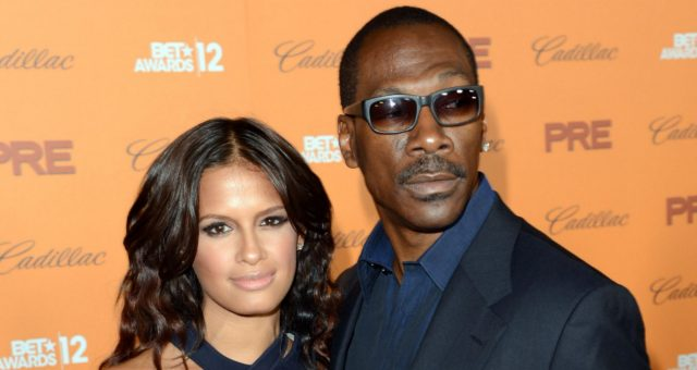 Eddie Murphy and Rocsi Diaz