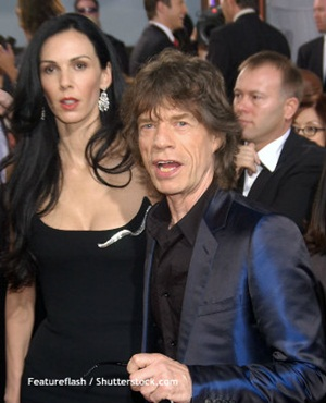 Mick Jagger LWren Scott