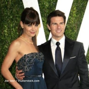 Tom Cruise and Katie Holmes, 16-Year Age Difference