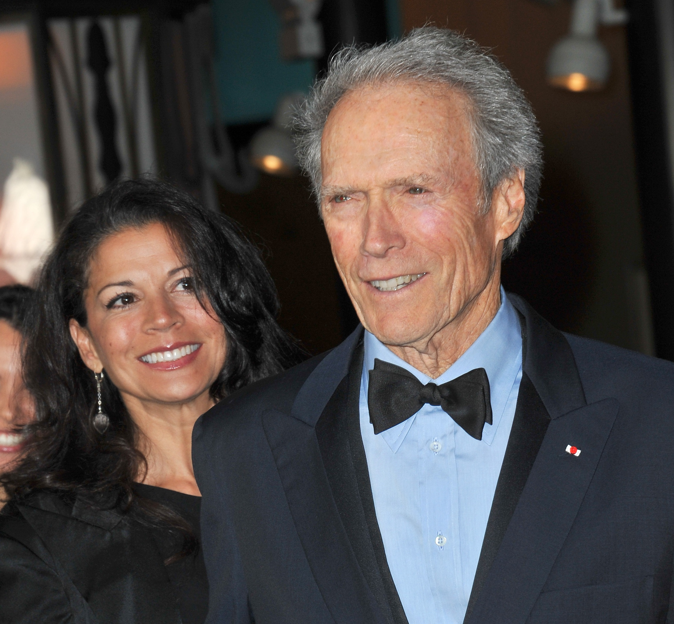 Clint Eastwood Splits From His Young Wife