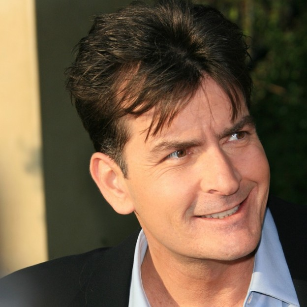 Charlie Sheen Is Engaged to a Porn Star Who's Half His Age
