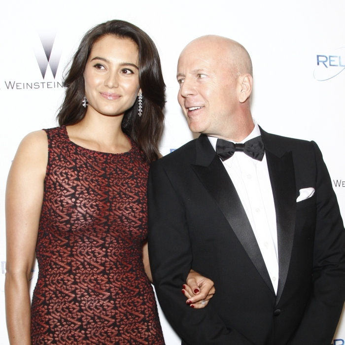 Bruce Willis, 59, and Wife Emma Heming, 35, Welcome Second ...