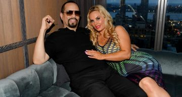 Ice T and Coco Austin's first child
