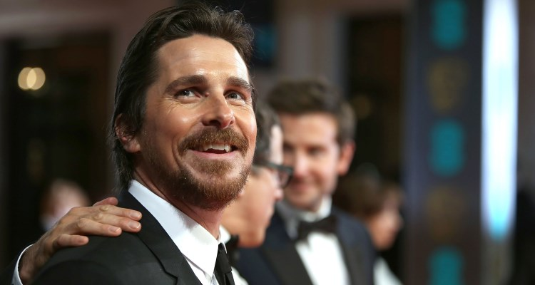 Christian Bale to Star in New Biopic About Enzo Ferrari