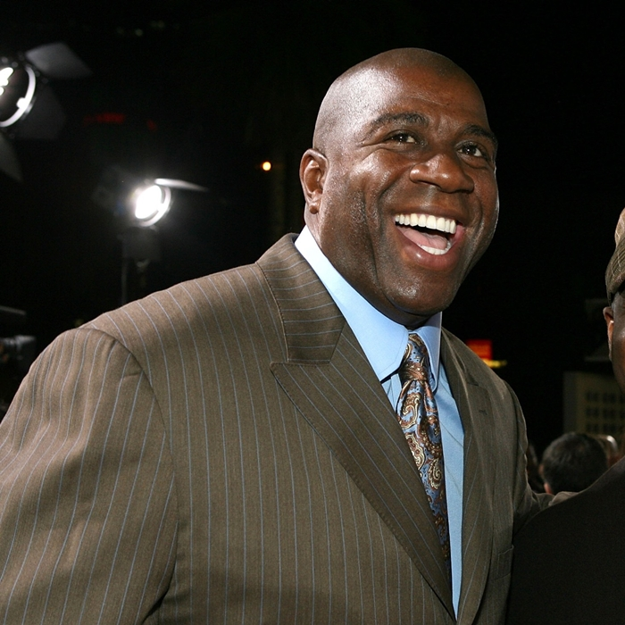Magic Johnson Launching a Skin Care Line?