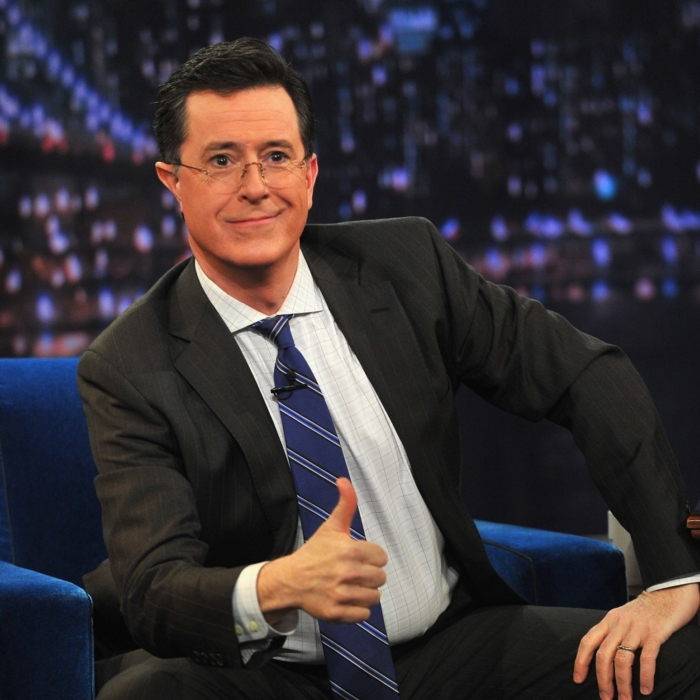 """The Late Show with Stephen Colbert"" Debut Surpasses ... Stephen Colbert"