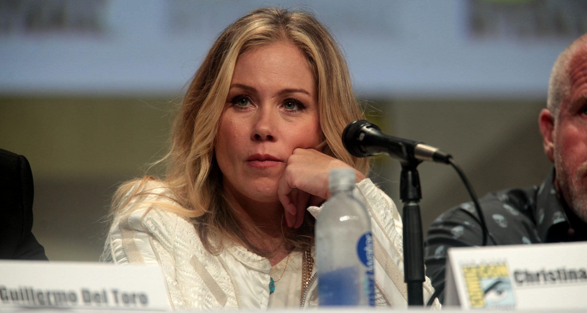 Christina Applegate Confesses Love
