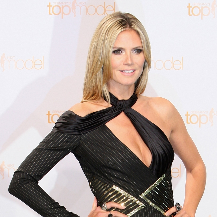 Heidi Klum Posts Sneak Peek of This Year's Halloween Costume