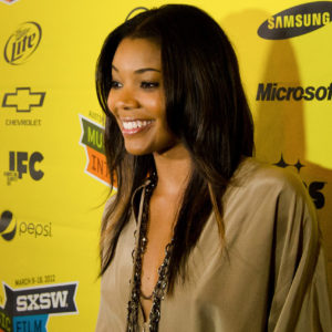Gabrielle Union beauty secret water