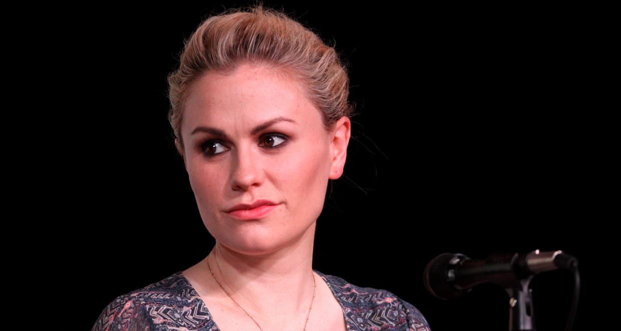 Anna Paquin Calls Out Her Cyberbullies in Twitter Rant Anna Paquin