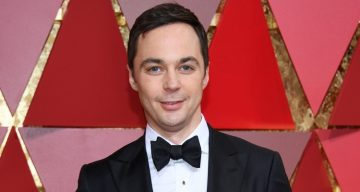 Jim Parsons from Big Bang Theory