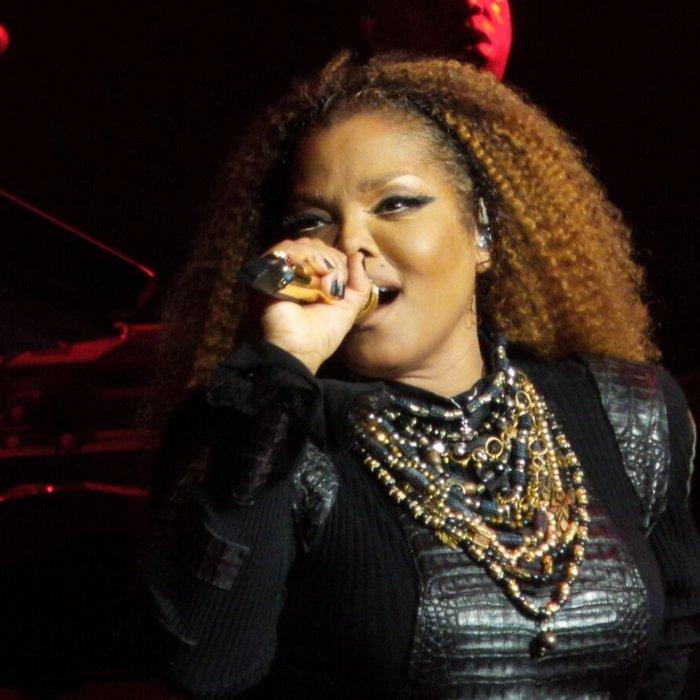 Janet Jackson World Tour Unbreakable
