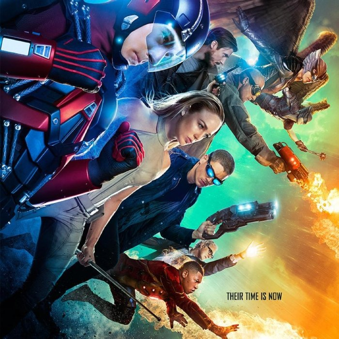 The CW Legends of Tomorrow TV Show
