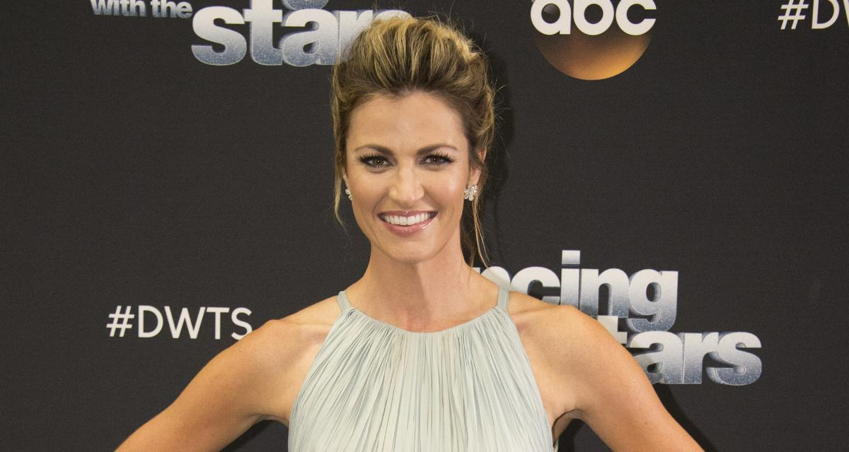 Erin Andrews Takes On