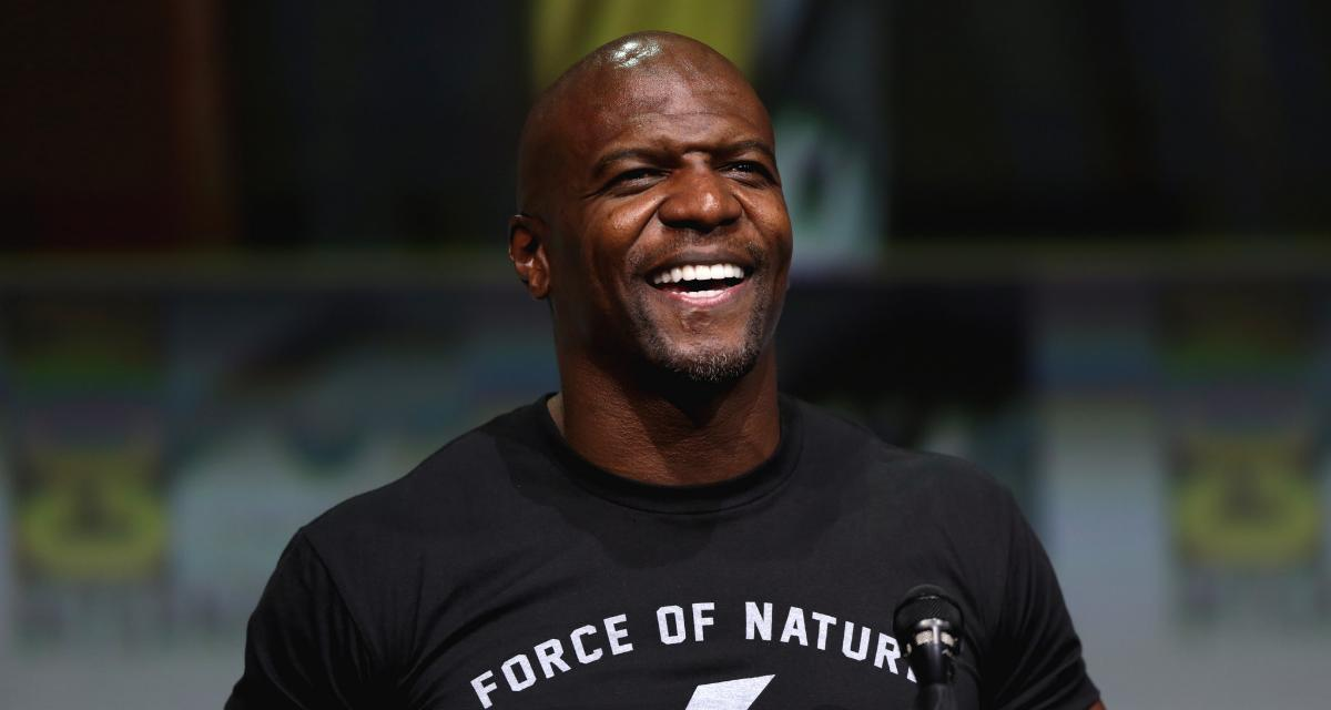 Terry Crews Cover Image Facebook Intensity Level