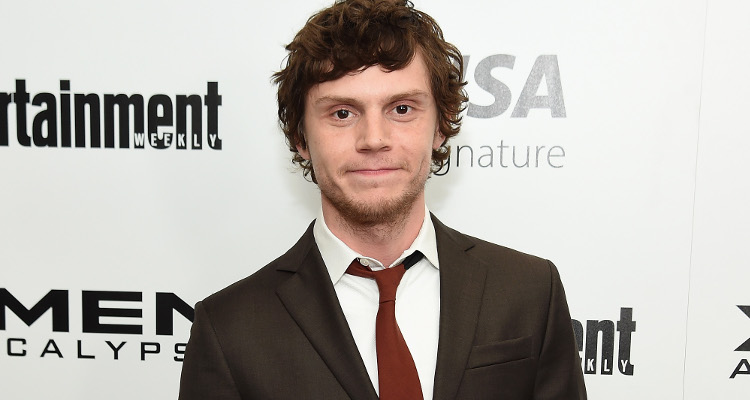 Evan peters makes telling confession on instagram did he say too