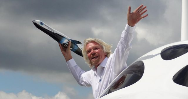 How Rich is Richard Branson