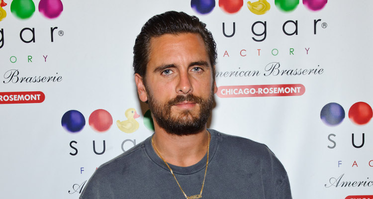 How Rich is Scott Disick
