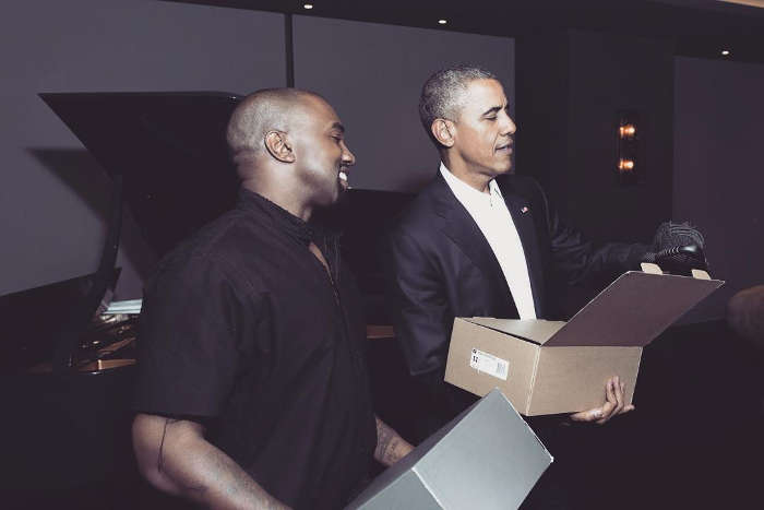 Kayne and Obama