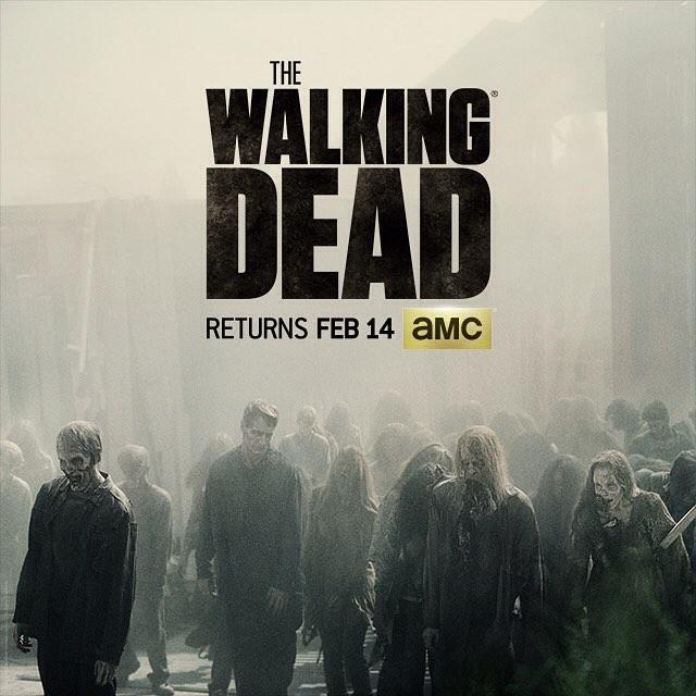 The Walking Dead Season 6 Episode 9 Instagram