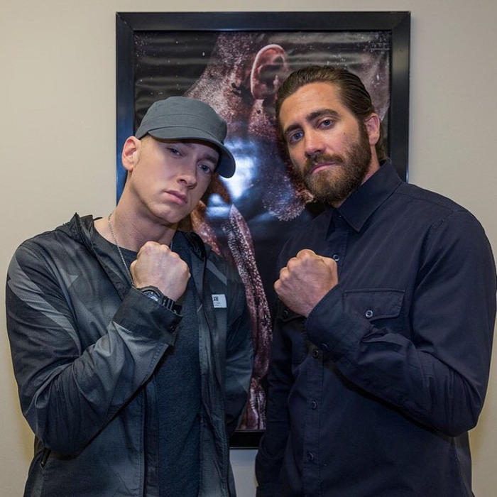 Eminem Net Worth Gets ... Jake Gyllenhaal Dating