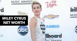 How Rich is Miley Cyrus
