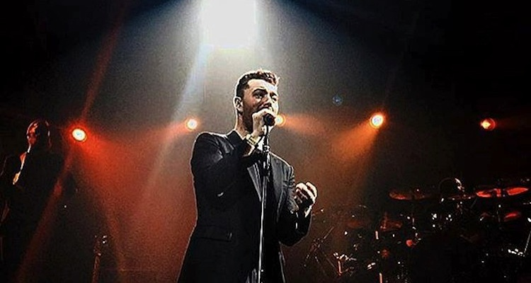 Sam Smith Defends His Comments About Being First Gay Oscar Winner