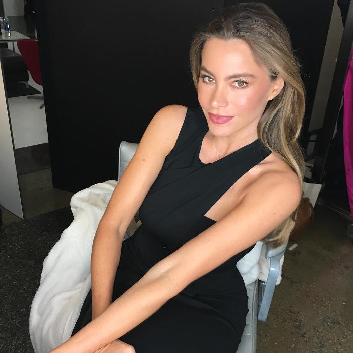 Sofia Vergara Natural Beauty