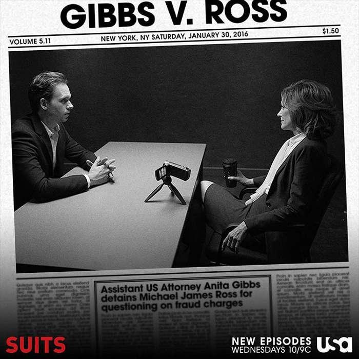 Suits Season 5