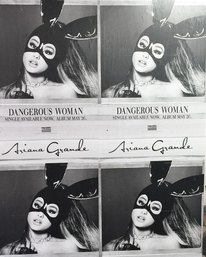 Ariana Grande New