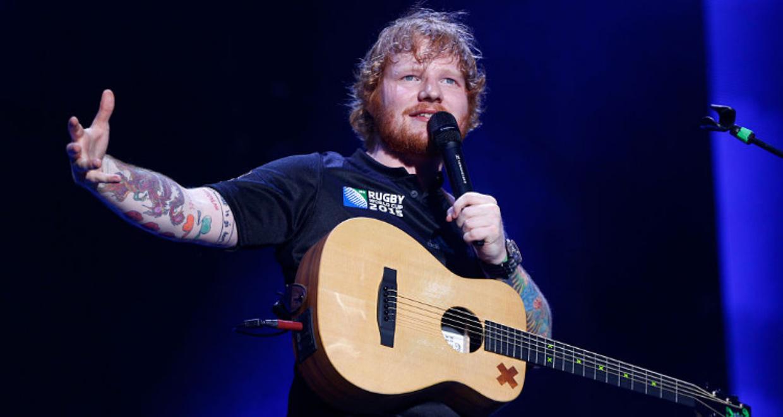 Ed Sheeran New Songs in 2016