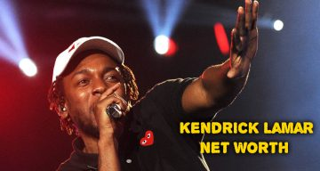 How Rich is Kendrick Lamar