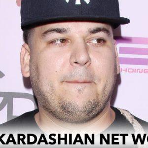 How Rich is Rob Kardashian