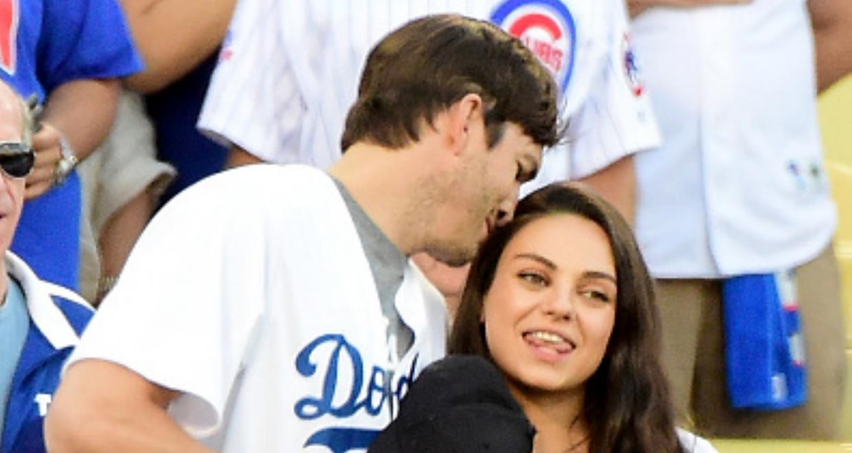 Mila Kunis and Ashton Kutcher best couple