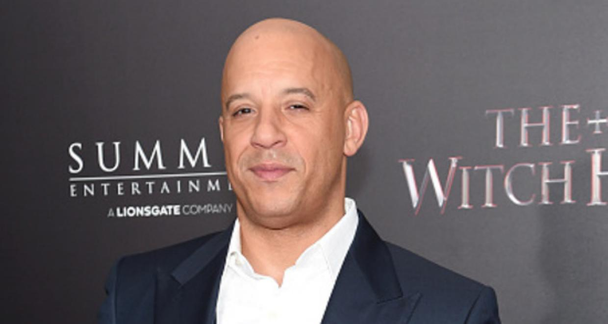 Vin Diesel has a Twin Brother