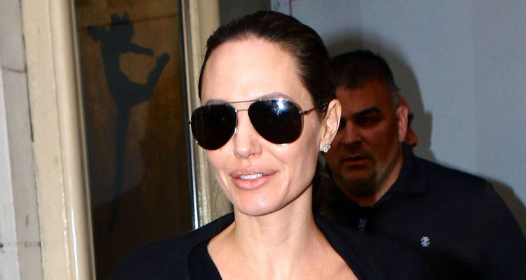 Angelina Jolie health issue