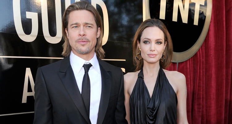 Is Angelina Jolie demanding a DNA test from husband Brad Pitt?