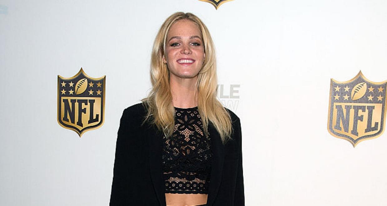 Erin Heatherton Attends The NFL Women's Style Showdown On behalf Of The Northwest