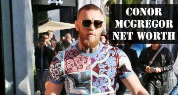 How Rich is Conor McGregor