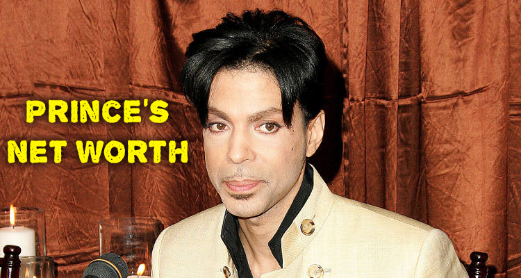 How Rich is Prince