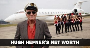 Hugh Hefner Net Worth