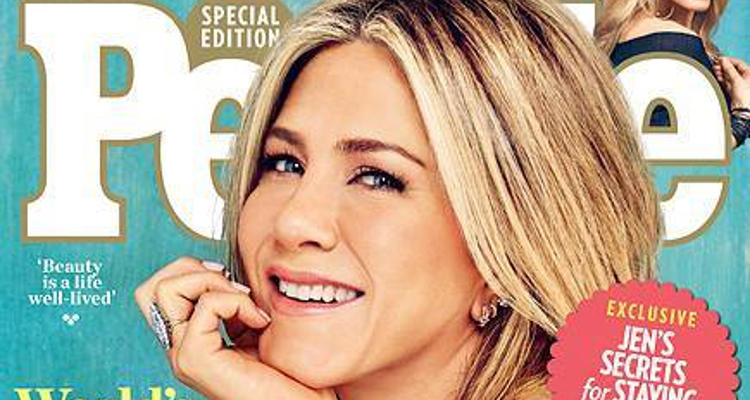 Jennifer Aniston is the world's most attractive woman
