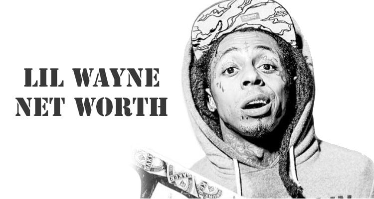 Lil Wayne's Estimated Net Worth is $150.0 Million
