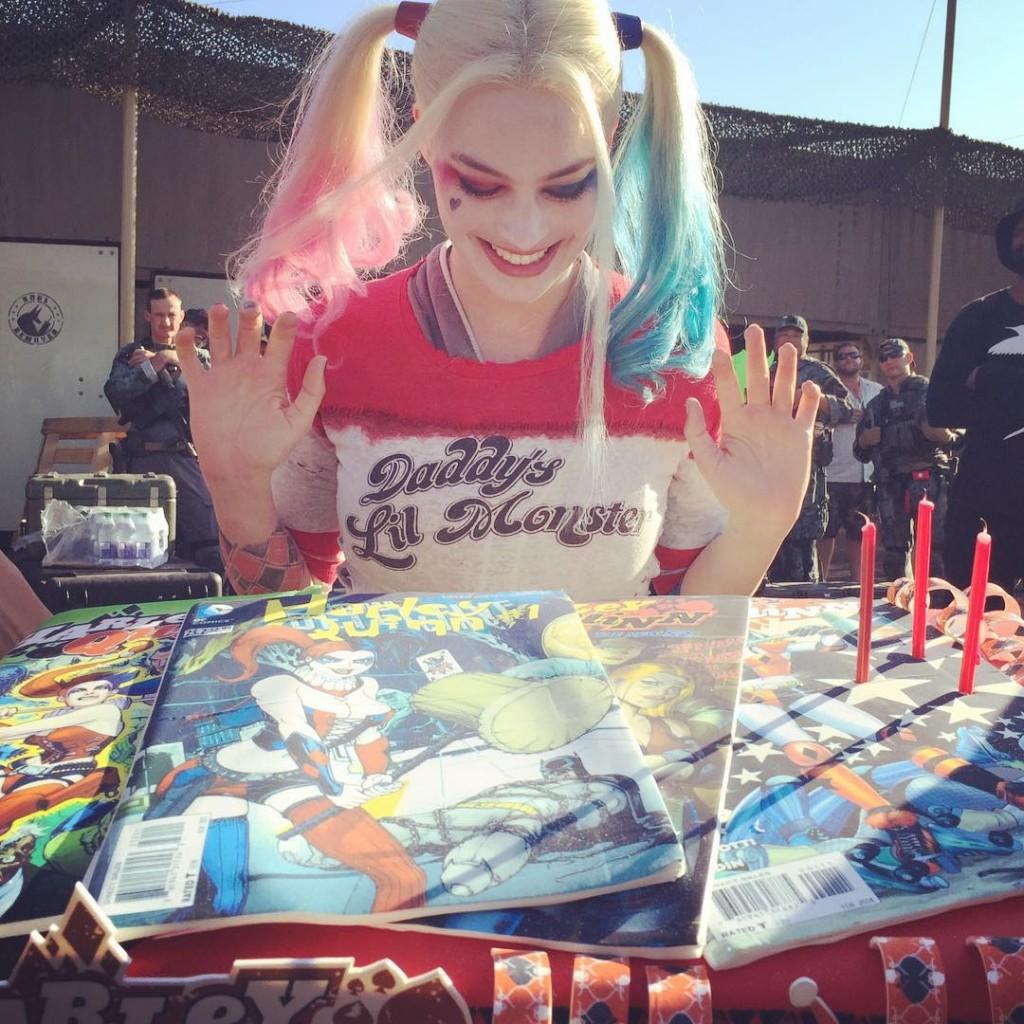 Margot Robbie Baddest Babe Harley Quinn 10