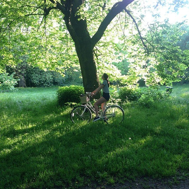 Margot Robbie Biker Babe 6