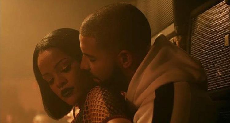 Astounding Rihannas Work Feat Drake Stays No 1 On Billboardheres A Short Hairstyles For Black Women Fulllsitofus