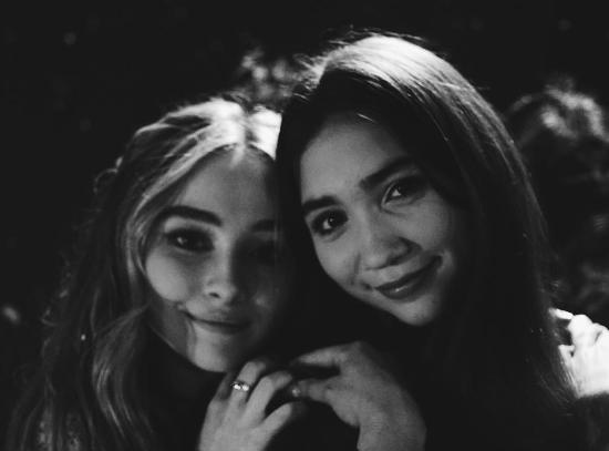 Sabrina Carpenter Best friend