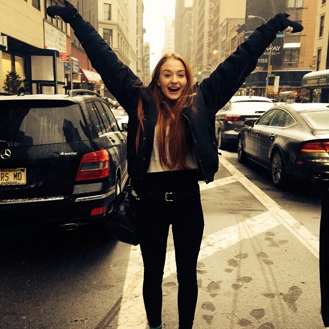 Top 10 Photos of Sophie Turner