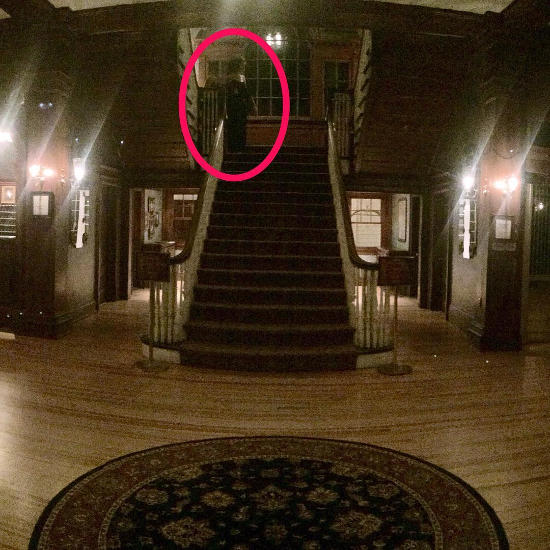 "LOOK: Stanley Hotel Ghost Photo—Inspiration for ""The ..."